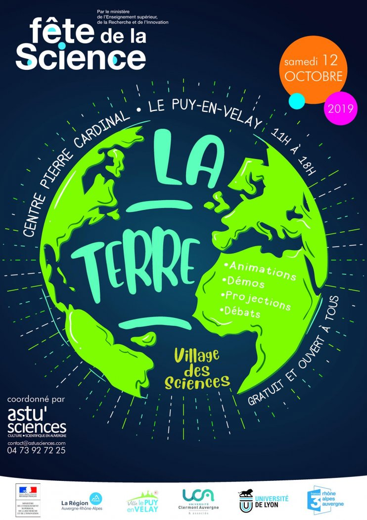 Village des Sciences : La Terre