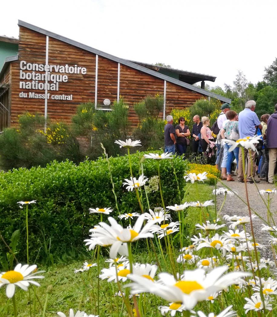 Découvrez les jardins du Conservatoire botanique - 20 août