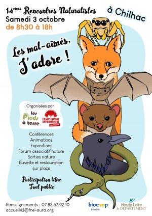 14èmes Rencontres naturalistes de Haute-Loire