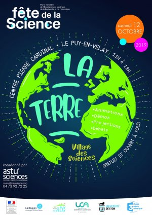 Village des Sciences : La Terre