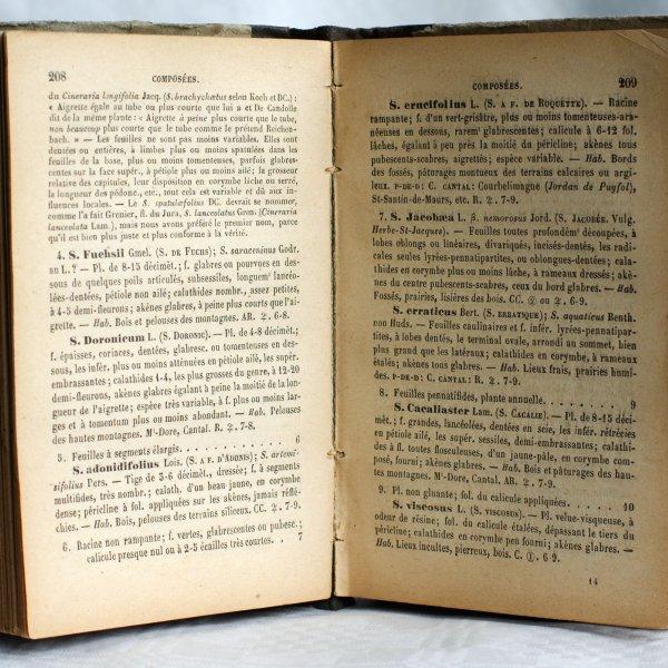 Archives bibliographiques - Centre de documentation du Conservatoire botanique © S. PERERA / CBNMC
