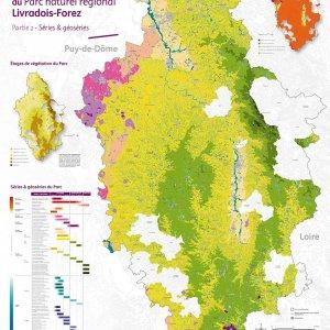 La cartographie de la végétation du Parc naturel régional Livradois-Forez : une innovation scientifique de premier ordre !